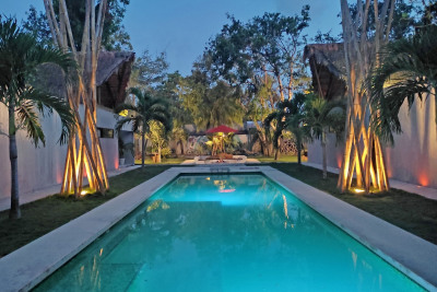 CHARMING HOTEL WITH CONTEMPORARY SUITES AND BUNGALOWS