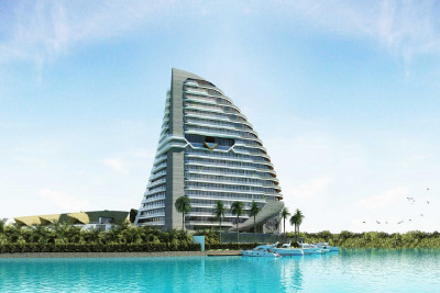 EXCLUSIVE LUXURY APARTMENT WITH OCEAN VIEW SHARK TOWER 1501A